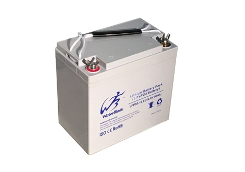 12V Lithium Battery LifePo4 - 50Ah ( 12.8V ) 12′