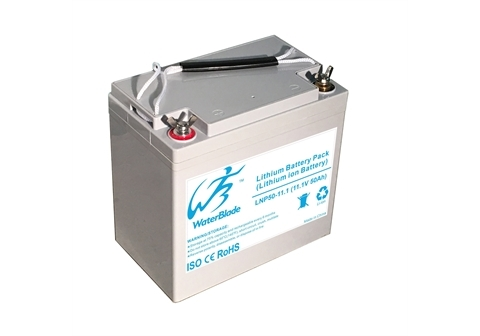 12V Lithium Battery Li Ion - 60Ah ( 11.1V ) 12′